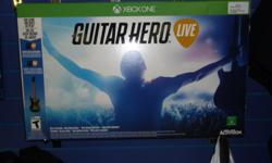 Item: Save on your copy of Guitar Hero Live with this lightly used bundle. Comes in all the original packaging with the box as seen in the photo. All games & consoles come with a one month warranty. Thanks for viewing our post! For more gaming items click