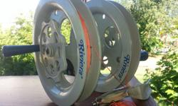 Riviera Downrigger reel. Call or text 250.507.3107 Will consider trades. Cross-posted Posted with Used.ca app