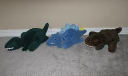 Hand puppets - $5 each All items come from a non-smoking home.