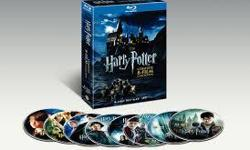 **Money Maxx Pawnbrokers** has a copy of Harry Potter Complete 8- Film Collection on blu-ray.