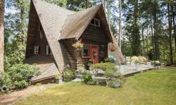 # Bath 2 Sq Ft 1966 MLS 412949 # Bed 2 This charming A-Frame is nestled on a 0.80 Acre wooded lot enjoying maximum privacy and minimal upkeep. The main level offers a well designed floor plan with an open concept kitchen and dining area, and a show