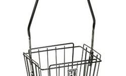 """The Hoag """"Coach"""" 85 tennis ball basket is recognized as the best in the business. The handle adjusts over 5"""" to accommodate various heights of tennis players. Handle remains fixed in this position and does not fold down as in other Hoag tennis ball"""