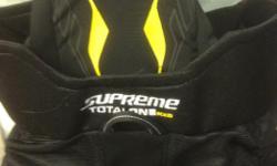 Like New Yth XL Bauer Supreme Total One hockey pants used one season. Asking $55 OBO