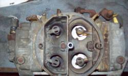 holly 650 speed bore needs choke assy 125.00$