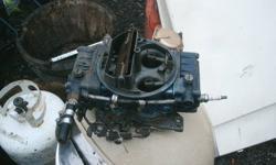 Holly Carburetor   Please call or text Joe...905-964-6002