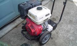 I have a good running 11 hp Honda engine, can be used on a pressure washer or rototiller , go cart ?