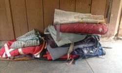 Winter Blankets $20 Summer Sheets $15
