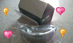 Wow! For Sale: High end Dr. Zipe Mistress Level VIII ski goggles. Brand new. Unopened still in plastic bag. Changeable strap, sealed double lens. Italian Inner Lens. Ventilated Frame. Spherical & multicoated lens. Silicone strap. Changeable headbolts.