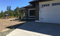 # Bath 2 Sq Ft 1299 # Bed 3 QUICK POSSESSION AVAILABLE* This open concept rancher was built in 2014 and is nestled on a large 2.47 lot in a desirable tranquil cul-de-sac location This Cowichan Valley home has 3 bedrooms, master walk in closet, 2 full