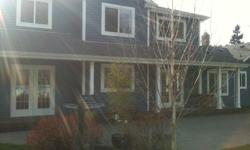 # Bath 3 Sq Ft 2800 # Bed 4 Custom built 2 storey home for sale in Cedar BC. Home is in excellent condition with full landscaped grounds. Some of the features are cedar siding, solid maple hardwood and tile flooring, built in vacuum, wood stove, gas
