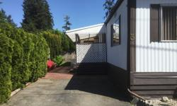 # Bath 1 # Bed 2 Welcome to #3 2911 Sooke Lake Road, Sooke Lake Modular Home Co-Operative! Built in the quiet and convenient community near Goldstream Park, with a great community feel, a Co-op means you are one of the owners of the land! No pad fee here,