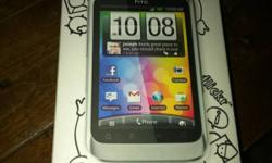 Barely used HTC Wildfire 2. Great little phone, touch screen, good camera, screen protector from new. Small scratch on front below screen. Hardly noticeable. $450 or best offer. Pickup in Nipawin or can be shipped. Contact for more info. Phone includes