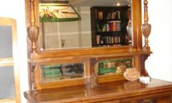 beautiful old hutch for sale. Will be going to Kilshaws soon.