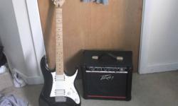 Ibanez Guitar Peveay Amp Rage 158 60hz 40 watts       200 OBO   902 307 0133