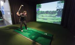 Pine View Golf Course has recently installed High Definition Golf simulators. Come out and play 30+ world renowned courses. Just $30 / hour.