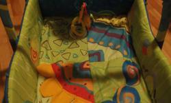 Infant Playmat & Jolly Jumper.