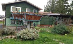# Bath 3 Sq Ft 1780 # Bed 3.5 Wanting to retire will take rv on trade , or something of interest. House is in sooke bc walking distance to town and ocean . one park like acre . rented at this time for 2200 3 bdr up and one bedroom legal suite down.