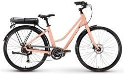 Hop on IZIP's E3 Path+ and ride to work, cruise downtown, or run to the store with style and ease. It offers the performance and adaptability of an urban bike, as well as the classic European style and comfort of a recreational bike. It's weather-capable