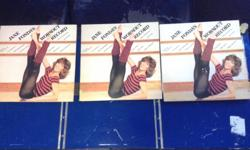 Jane Fonda's workout records 20$ for the lot or 8$ each Posted with Used.ca app