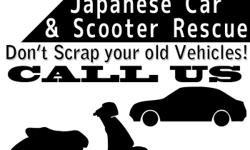 Make Toyota Model Corolla Year 1980 Colour red kms 100000 Trans Manual Japanese Car & Scooter Rescue. We rescue older Japanese cars and Scooters! Let us breathe life back into your old cars and scooters. Don't scrap it! Scrappers promise money, but never