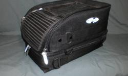 JOE ROCKET MATCHING SOFT LUGGAGE Includes saddlebags, tank bag and tail bag.  I have used these on two occasions. They are like new.  Come with assorted straps and fasteners. Great for sport bikes or naked bikes.
