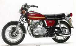 Make Kawasaki Looking for a parts bike, or parts for kz400. no regi required. any condition is ok.