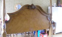 King size headboard made by Ashley