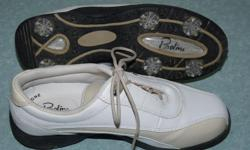 Proline Ladies Golf Shoes Size 9 leather