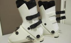 NORDICA Ladies SKI BOOTS ( shoe size 61/2 - 71/2) Reg. price $279+tax Sell $50 NORDICA SKI BOOT BAG sell $15 ** like new **