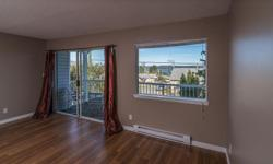 # Bath 1 Sq Ft 988 MLS 415104 # Bed 3 This bright, open concept, 3 bedroom, 1 bathroom condo located downtown Nanaimo comes with an added bonus of a stunning ocean view. You can enjoy this view from one of your two personal balconies. 2 pets allowed under