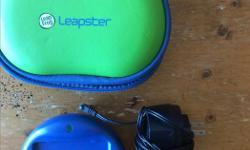 I have a LEAPSTER 2 charger plus travel case. They only are suitable for the LEAPSTER 2 line. You can have the leap frog unit if you want it....but it glitches. (Not in photo).