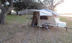 Wanted, Leesurelite Motorcycle Tent trailer. Light weight tent trailer.