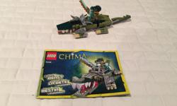 Lego - Chima. Legend Beast. Part of enormous lego collection. Will be posting lots of ads over time as selling everything and open to offers on multiple purchases.