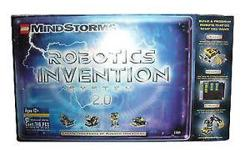 Build your very own personalized robots with the Mindstorms Robotics Invention System 2.0 game. This Lego game features the RCX microcomputer, the minds of your robots that ensure your commands are obeyed effectively. This Lego Mindstorms set lets you