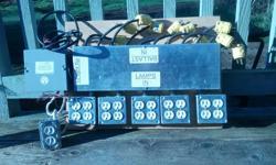 Ten light flip box 150$obo