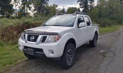 Make Nissan Model Frontier 4WD Year 2015 Trans Automatic kms 18721 Looking for a Dependable, Powerful Quality Import Truck?? Well look no further!! This 2015 Nissan Frontier is all that and tonnes MORE! Save THOUSANDS over NEW!! This Frontier has an