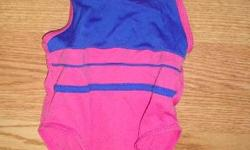I have a Like New Swimsuit Infant Size 4 for sale! This is in excellent condition and would look great in your child's room or to give as a gift. Comes from a non-smoking household. Do not miss out on this excellent opportunity to get this for a fraction