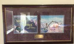 LIMITED EDITION AND A RARE FIND Valued at 1200 asking 700 OBO - Bob Clampett Masters Collection 132 of 500 - Comes with the Certificate of Authenticity issued by Warner Bros. - professionally framed - mint condition