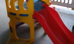 I have a little tikes slide for sale. 50$