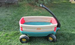 Heavy duty wagon for kids, groceries etc...In excellent condition!