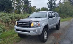 Make Toyota Model Tacoma Year 2009 Trans Automatic kms 178579 Looking for a Dependable, Low km, and Quality Import Truck??? Well look no further!! This Tacoma is all that and more!! This Tacoma is Loaded! It's got a Leveling Kit for added Clearance,