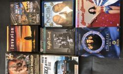 We are downsizing our huge movie collection. Listed below are various movies/tv shows and their prices. Please check out the other groups - discounts for bulk buys. Gamer - Blu-ray - one disc only - no digital code - $4 Zathura - DVD - $4 Cardio Core -
