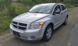 Make Dodge Model Caliber Year 2010 Trans Manual kms 37808 Looking for an Economical, Spacious, and Easy to Drive Commuter? Well look no further! This Dodge Caliber is all that and more!! This Dodge Caliber only has 38,000Km's! WOW!! This Caliber was Owned