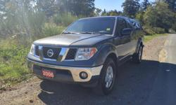 Make Nissan Model Frontier Year 2006 Trans Automatic kms 155469 Looking for a Dependable, Versatile, and Well Taken Care of Import Truck?? Well look no further!! This Nissan Frontier is all that and more!! This Frontier is in Amazing Shape!! WOW! This