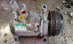 This is a used GM LS compressor from an 2009 vehicle. Was working when removed. I could not use this configuration on my project.