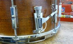 Nice 50's era 14 x 6 WFL Ludwig Snare   Brand New Remo Weatherking Batter Head Snare wires in great shape Looks and Sounds Great!   $225 O.B.O