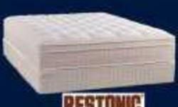 "Queen Size Luxury Eurotop Mattress Sets Brand New-Never used-Still in original wrap.Left over from large hotel order (8 Available) 3"" Eurotop-800 coils (most beds are only 600 coils and 1' pillow top)More coils equals more support.   Made in Canada by"