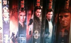 MACGYVER SEASONS 1,2,3,5,7 sorry seasons 4,6 unavailable all in excellent condition. Will sell separately 10$ each This ad was posted with the Kijiji Classifieds app.