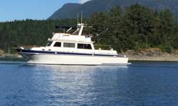 Huge Price Reduction! -VERY Motivated Seller- The Marshall Family built top quality yachts - the Californian and the Navigator - for over forty years. Wonderful yachts with solid fiberglass hulls, built with the rigors of the Pacific Northwest in mind.