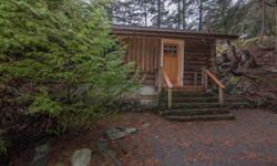 # Bath 1 Sq Ft 1271 MLS 401555 # Bed 2 Private log cabin on 1/2 acre in Maple Bay! Located in East Duncan, just 1 hour north of Victoria. Renee Russell Pemberton Holmes Ltd.